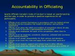 accountability in officiating7