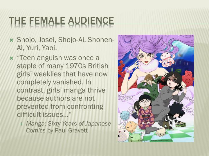 The Female Audience