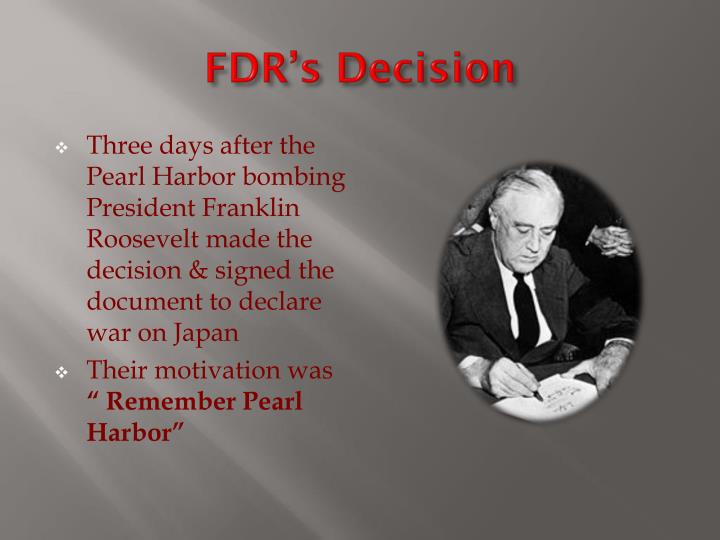 did president roosevelt deliberately withhold information about pearl harbor attack President roosevelt does a few specific things to be able to establish his credibility as a speaker since roosevelt was the current president, the united states the author of this essay is franklin delano roosevelt he was the president of the united states at the time of the pearl harbor attack.