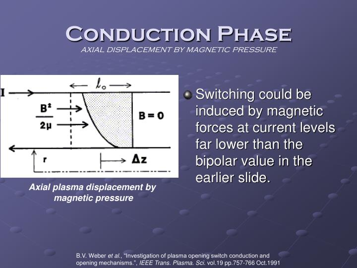 Conduction Phase