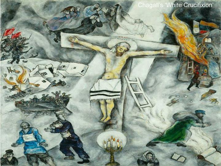 Chagall's 'White Crucifixion'