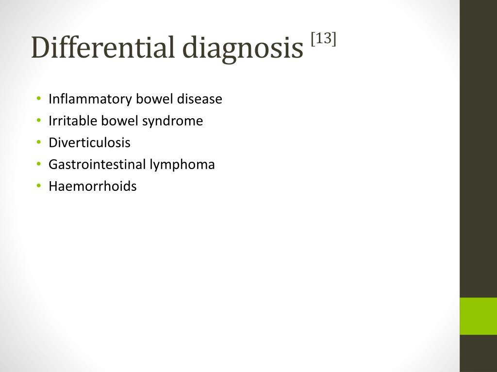 Ppt Colorectal Cancer Powerpoint Presentation Free Download Id 2951121