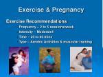 exercise pregnancy15