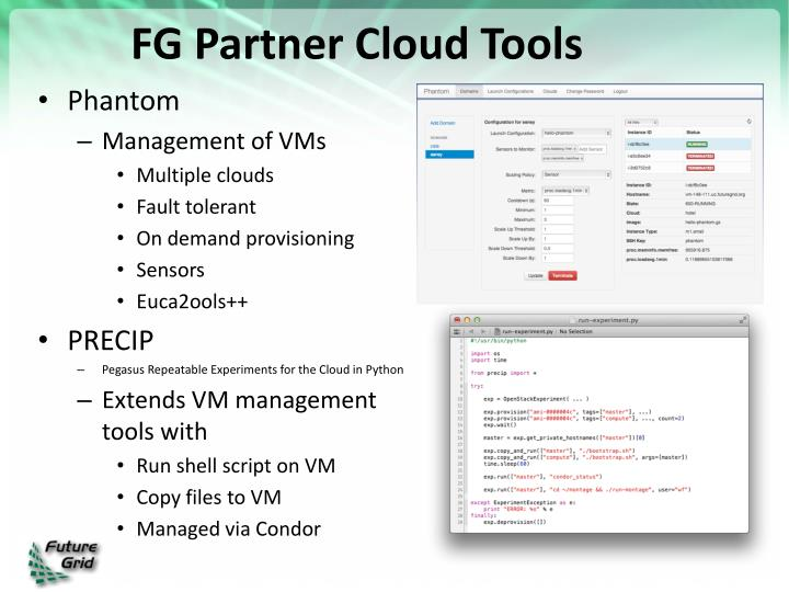 FG Partner Cloud Tools