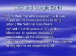 cga and google earth2