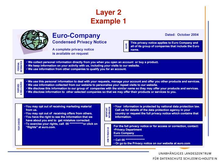 Layer 2