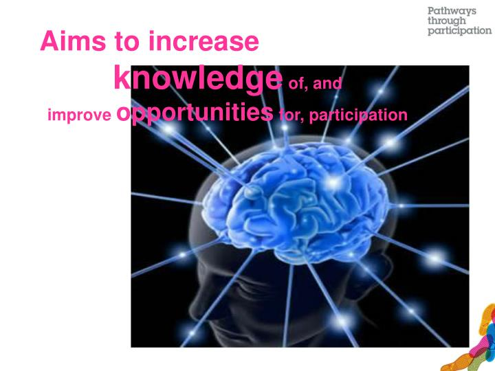 Aims to increase