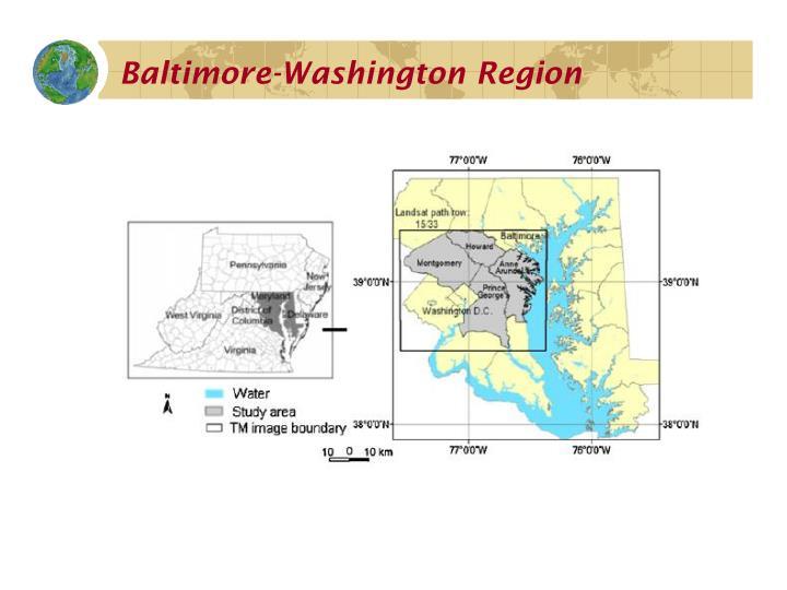 Baltimore-Washington Region