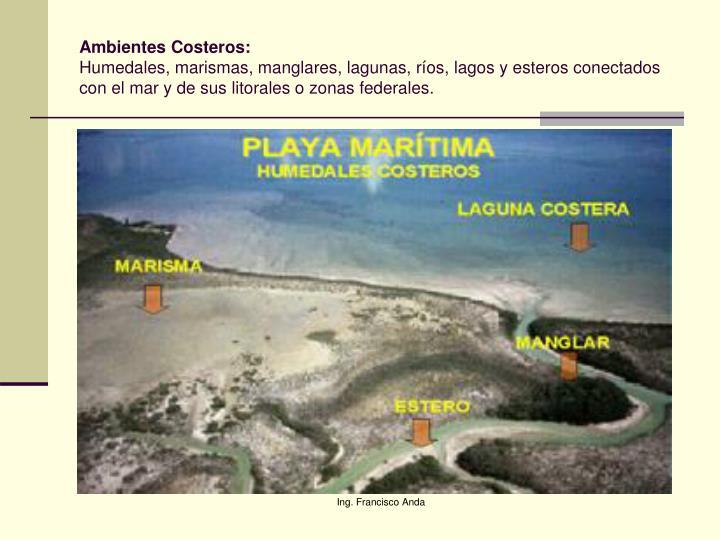 Ambientes Costeros: