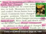clasa a ii a merrill science page 26 1989