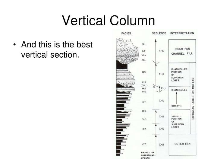 Vertical Column