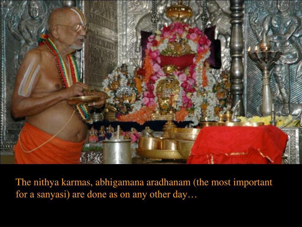 PPT - Chaathurmaasya Sankalpam PowerPoint Presentation - ID