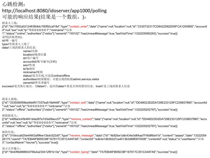 PPT - localhost:8080/idoserver/j_spring_security_check ...