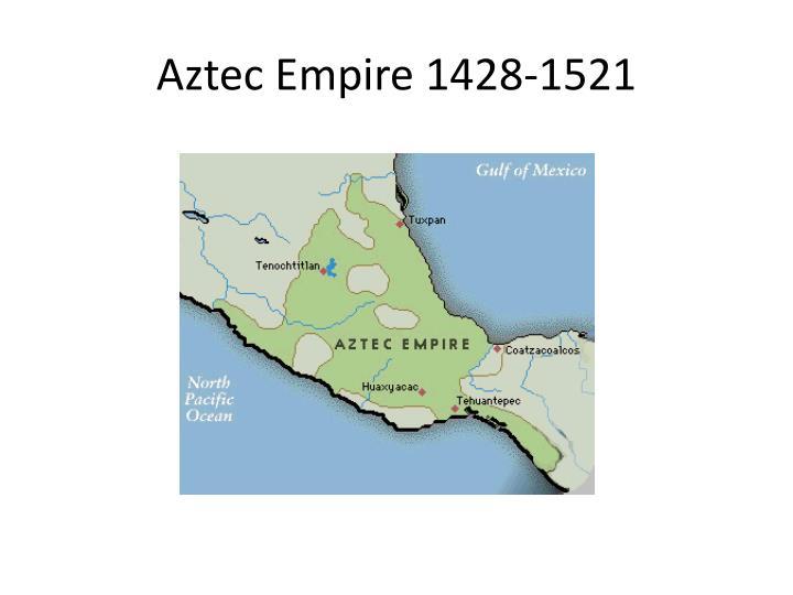 Aztec Empire 1428-1521