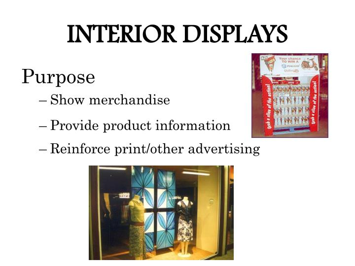 presentation on visual merchandising Visual merchandising: the coordination of all physical elements of a business to project the right image powerpoint presentation: visual merchandising has increased tremendously in importance with the growth of self-service retailing.