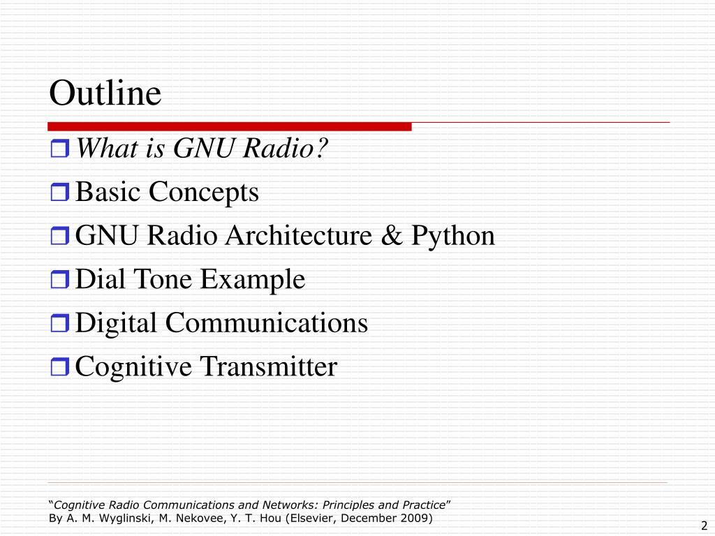 Gnuradio Python 3