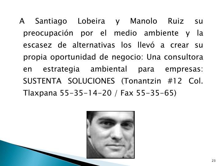 A Santiago