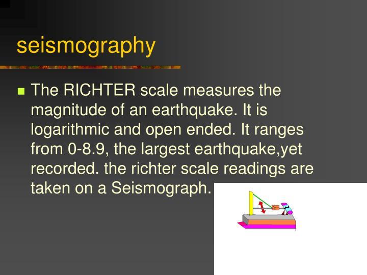 seismography