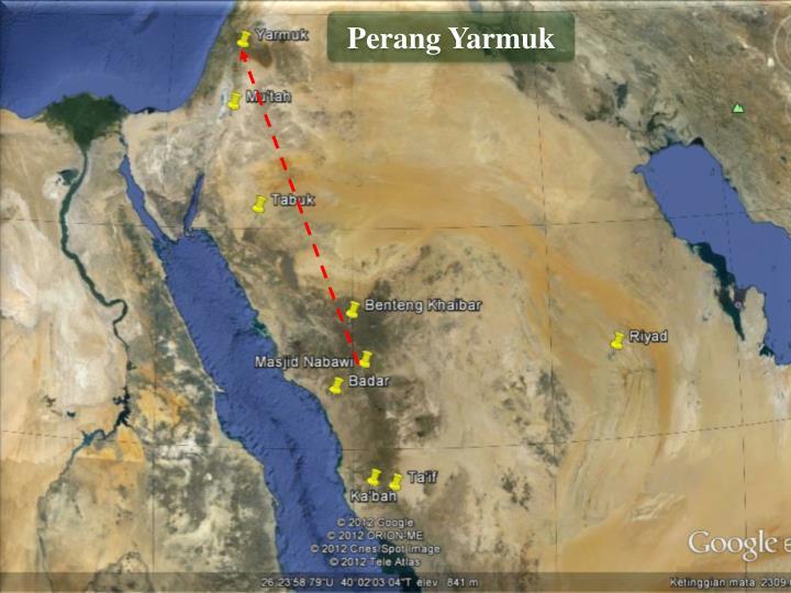 Perang Yarmuk
