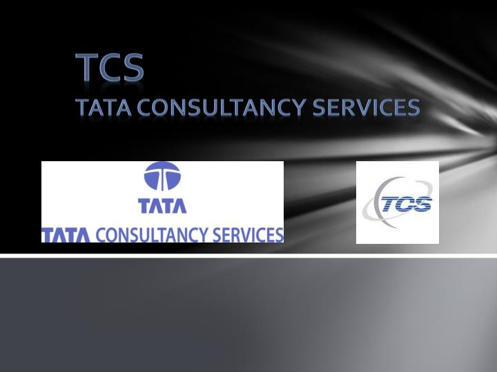 tcs tata consultancy services n.