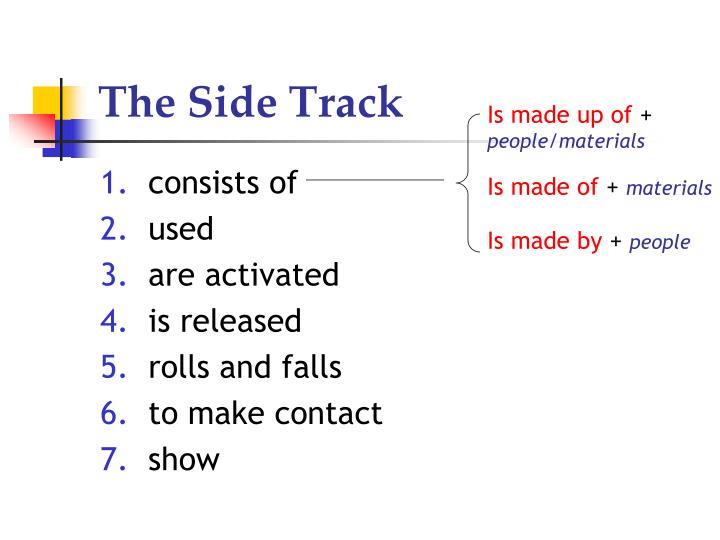 The Side Track
