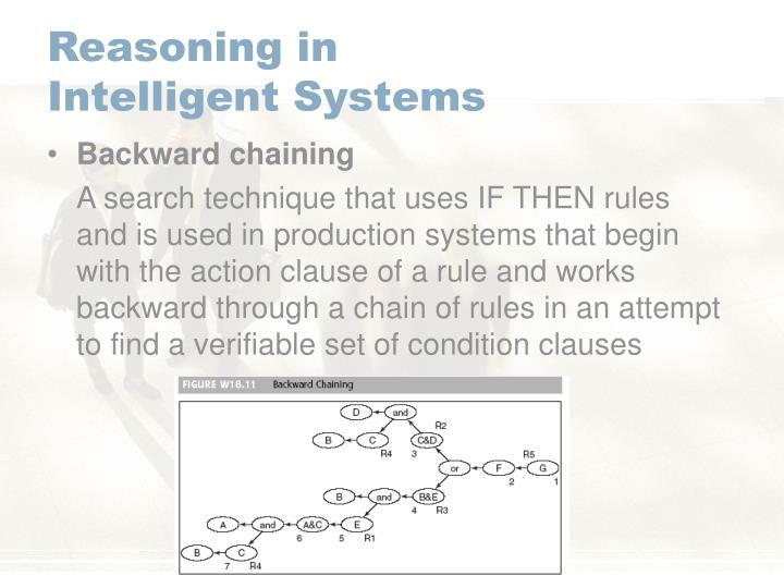 Reasoning in
