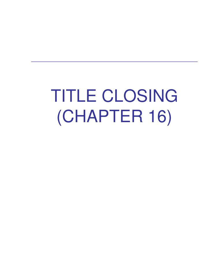Title closing chapter 16
