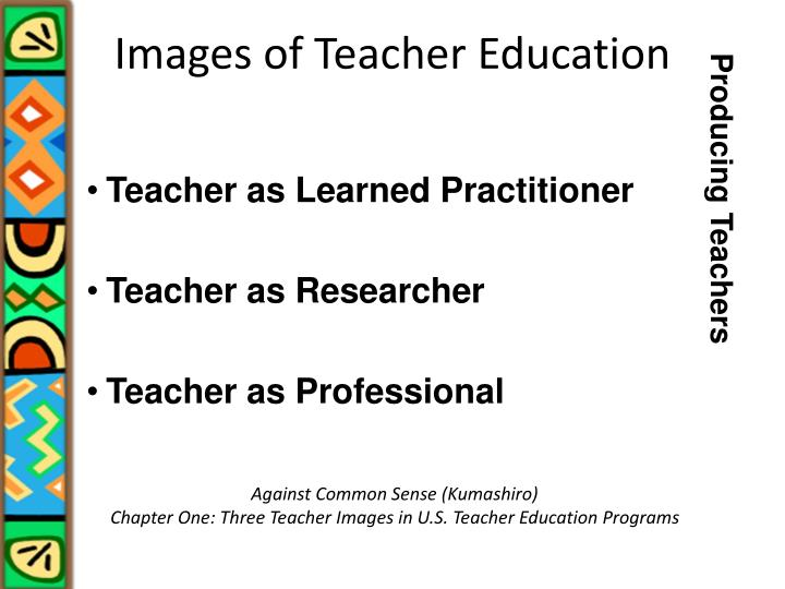 Images of Teacher Education