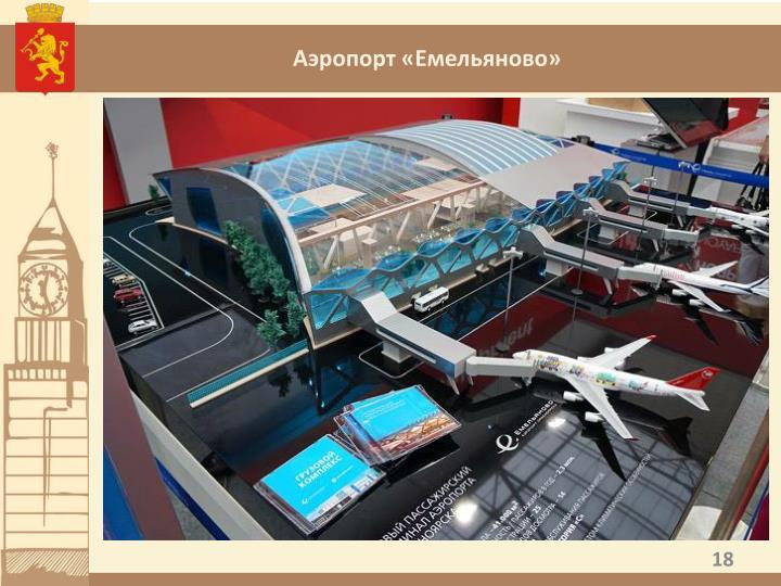 Аэропорт «Емельяново»