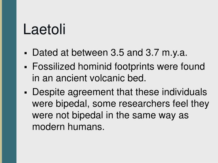 Laetoli