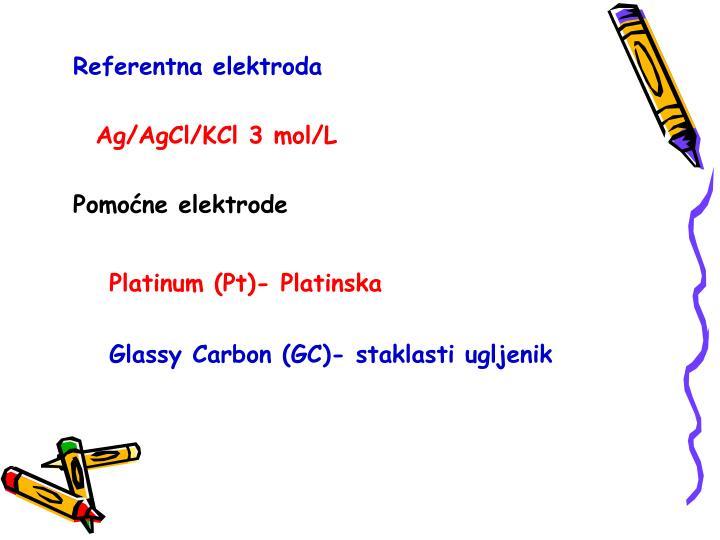Referentna elektroda