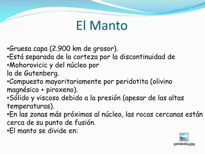 El Manto