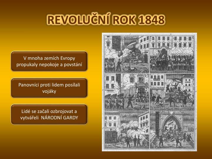 Revolu n rok 1848