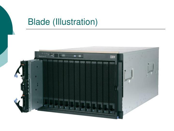 Blade (Illustration)