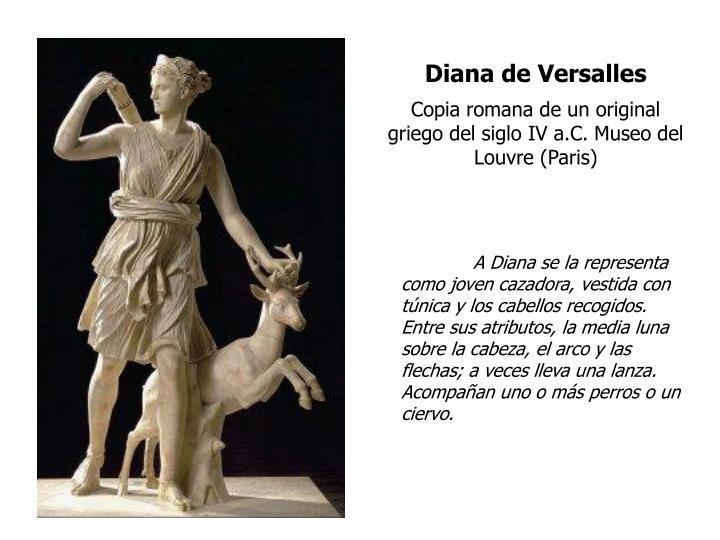 Diana de Versalles