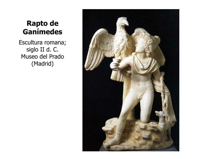 Rapto de Ganímedes
