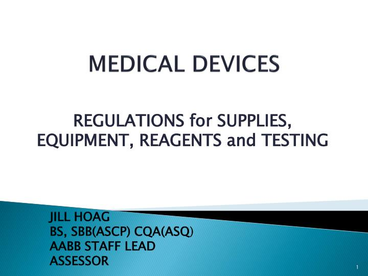 medical devices n.