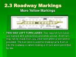 2 3 roadway markings3