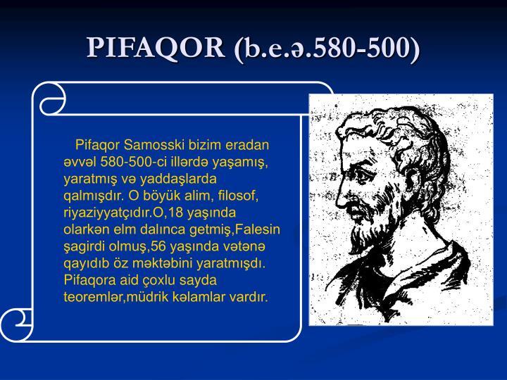Pifaqor