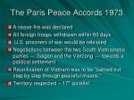 the paris peace accords 1973