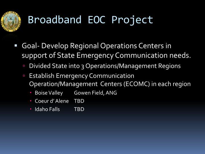 Broadband EOC Project