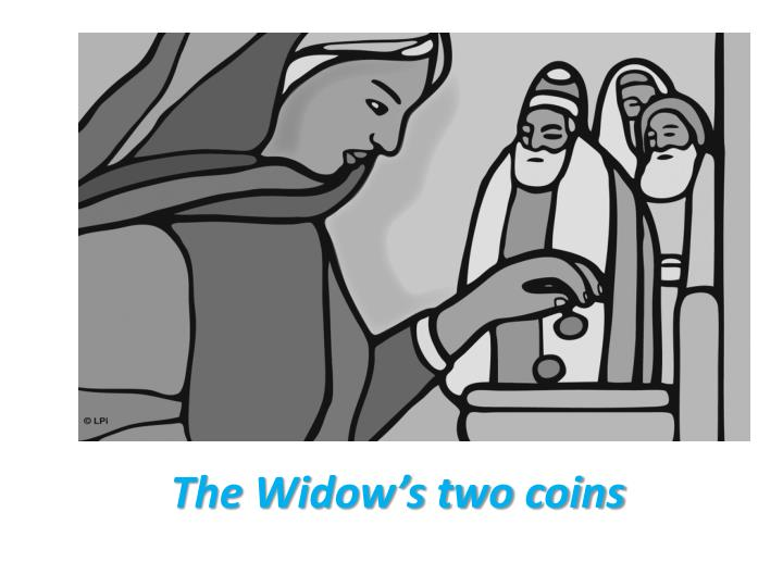 the widow s two coins n.