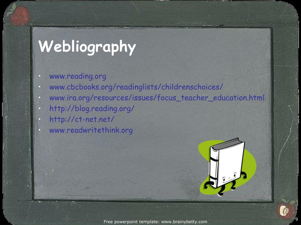 PPT - International Reading Association PowerPoint