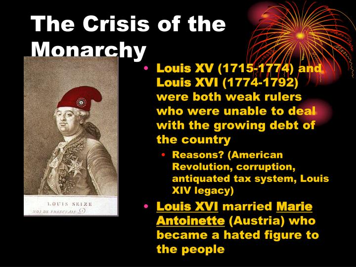crisis of the french revolution