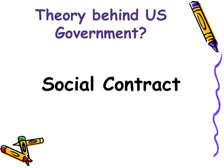 theory behind us government n.
