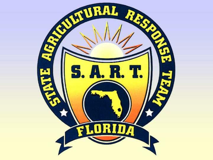 State Agricultural Response Team