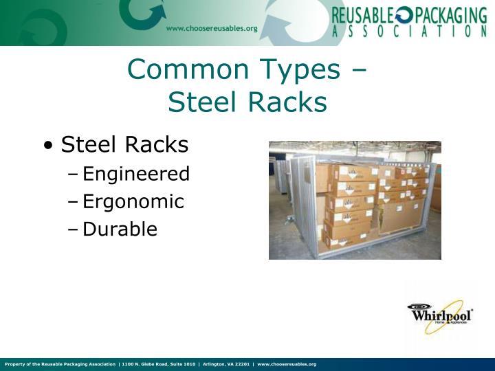 Common Types –