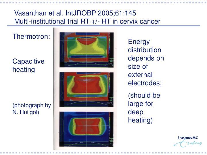 Vasanthan et al. IntJROBP 2005;61:145