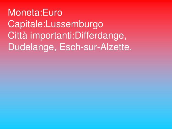 Moneta:Euro