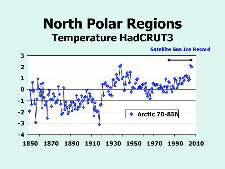 North Polar Regions